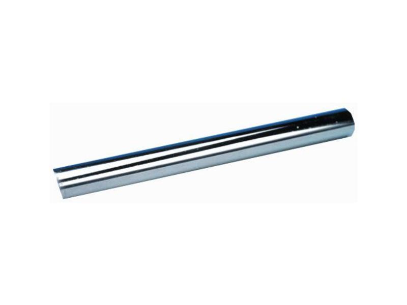 Begetube Stalen pijp 15mm, verchr. 1 m