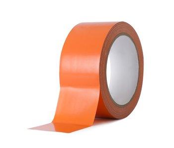 TAPE plastiek voor MUREN oranje 33m x 50mm
