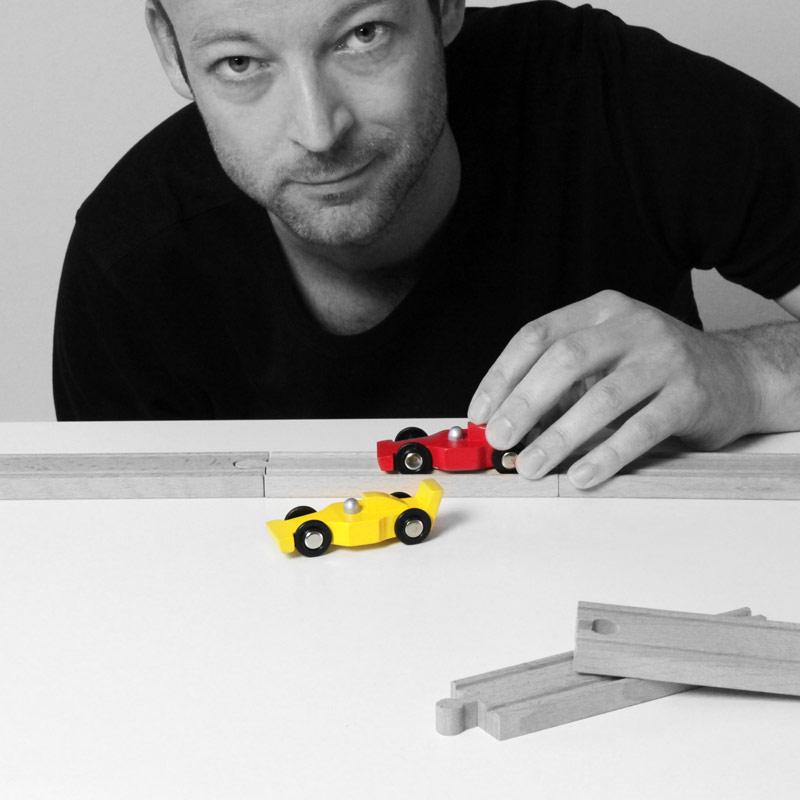 speelgoedontwerper Maurice Doorduyn