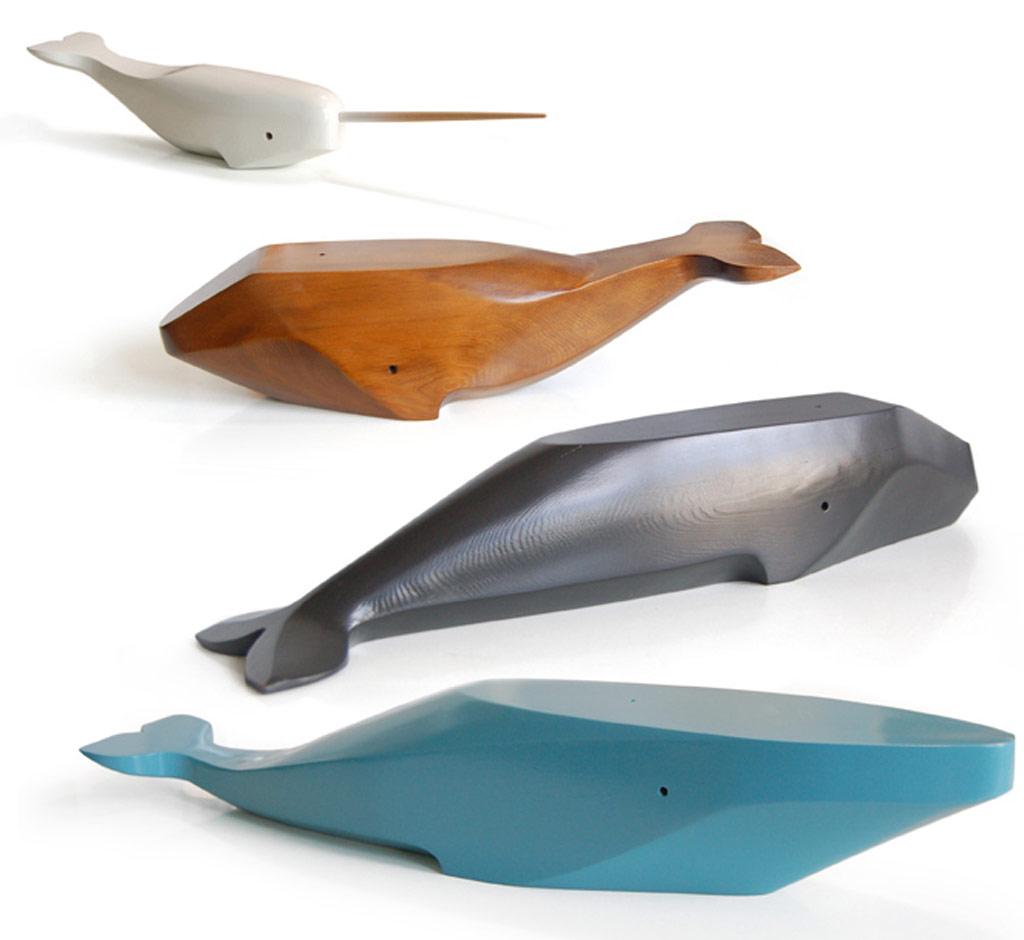 houten walvis speelgoed karls NY