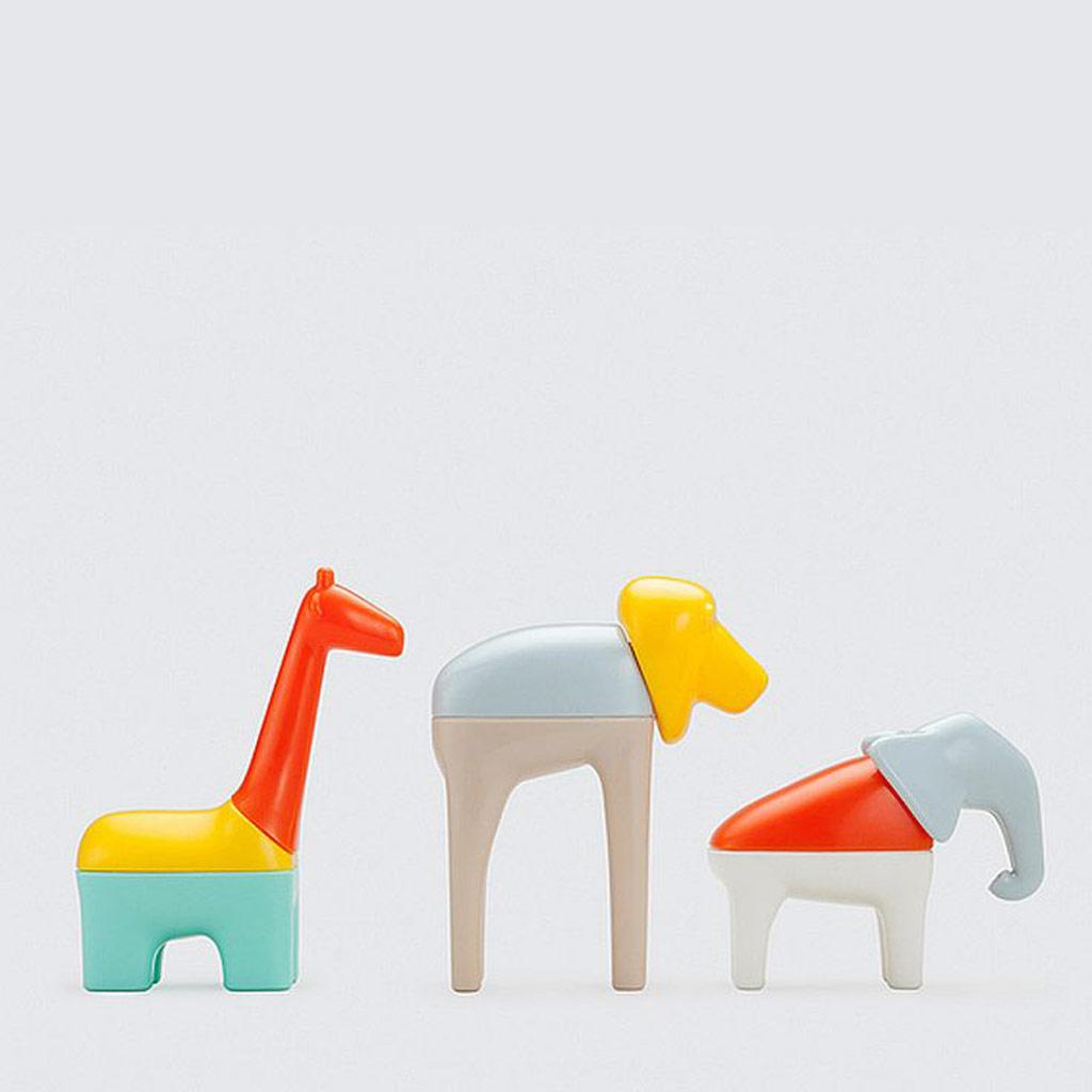 Kid O Plastic speelgoed design