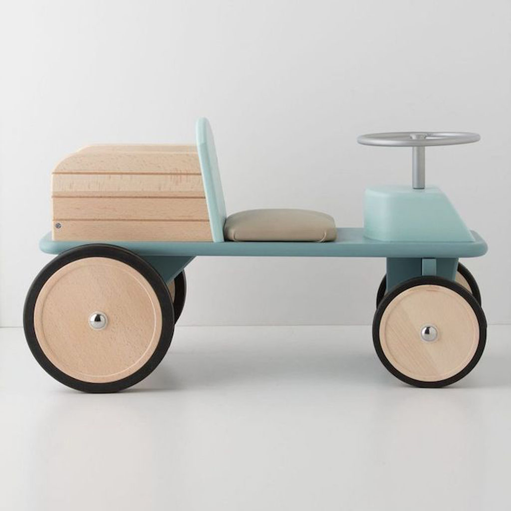 moulin roty loopwagen design hout