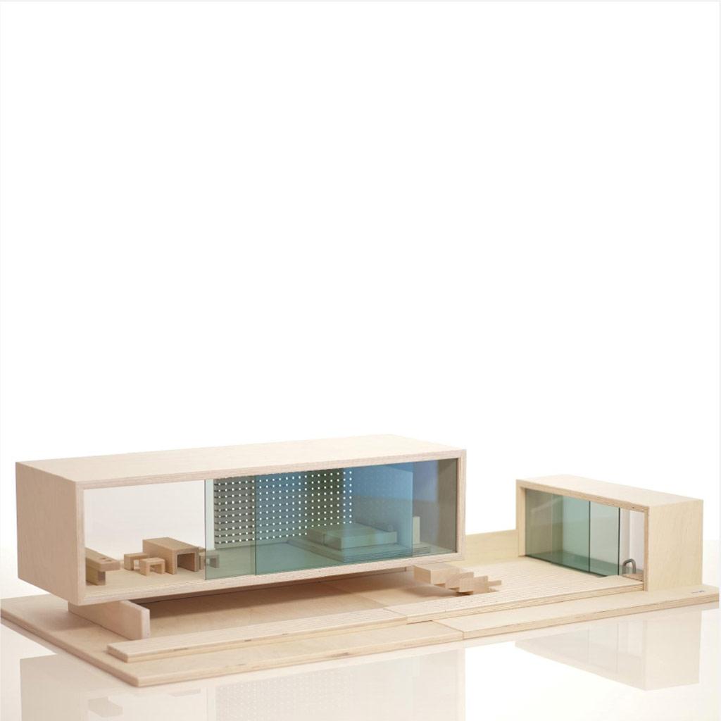 Sirch poppenhuis design speelgoed