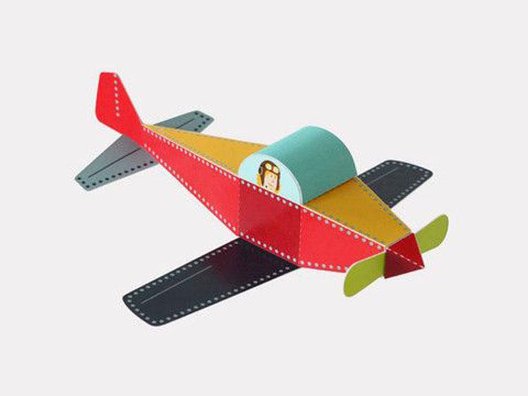 pukaca papieren speelgoed