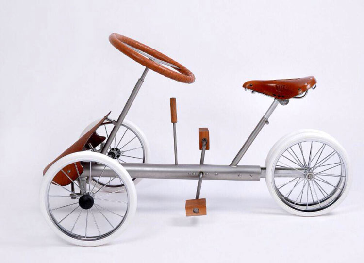 Tribel Tricycle trapwagen van Smikeson