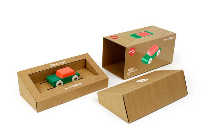Now On Kickstarter Duotone Serie Dutch Design Wood Toy Cars By