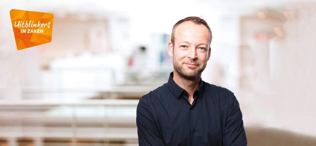 Maurice Doorduyn in gesprek met Hans Bourlon van Studio 100