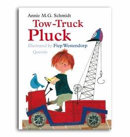 Querido Tow Truck Pluck boek (ENG)