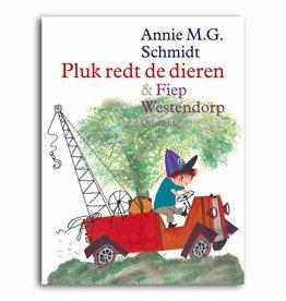 Pluk redt de dieren - Annie M.G. Schmidt, hardcover