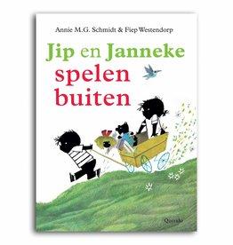 Jip en Janneke spelen buiten - Annie M.G. Schmidt