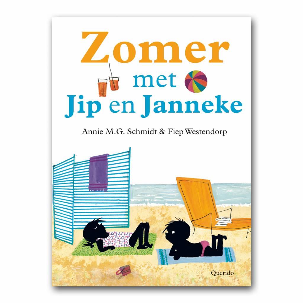 Querido Zomer met Jip en Janneke - Annie M.G. Schmidt