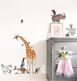 Kek Amsterdam Wall Stickers 'Animals' (XL)