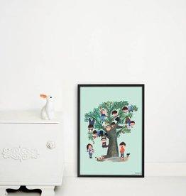 Kek Amsterdam Poster 'Appelboom'