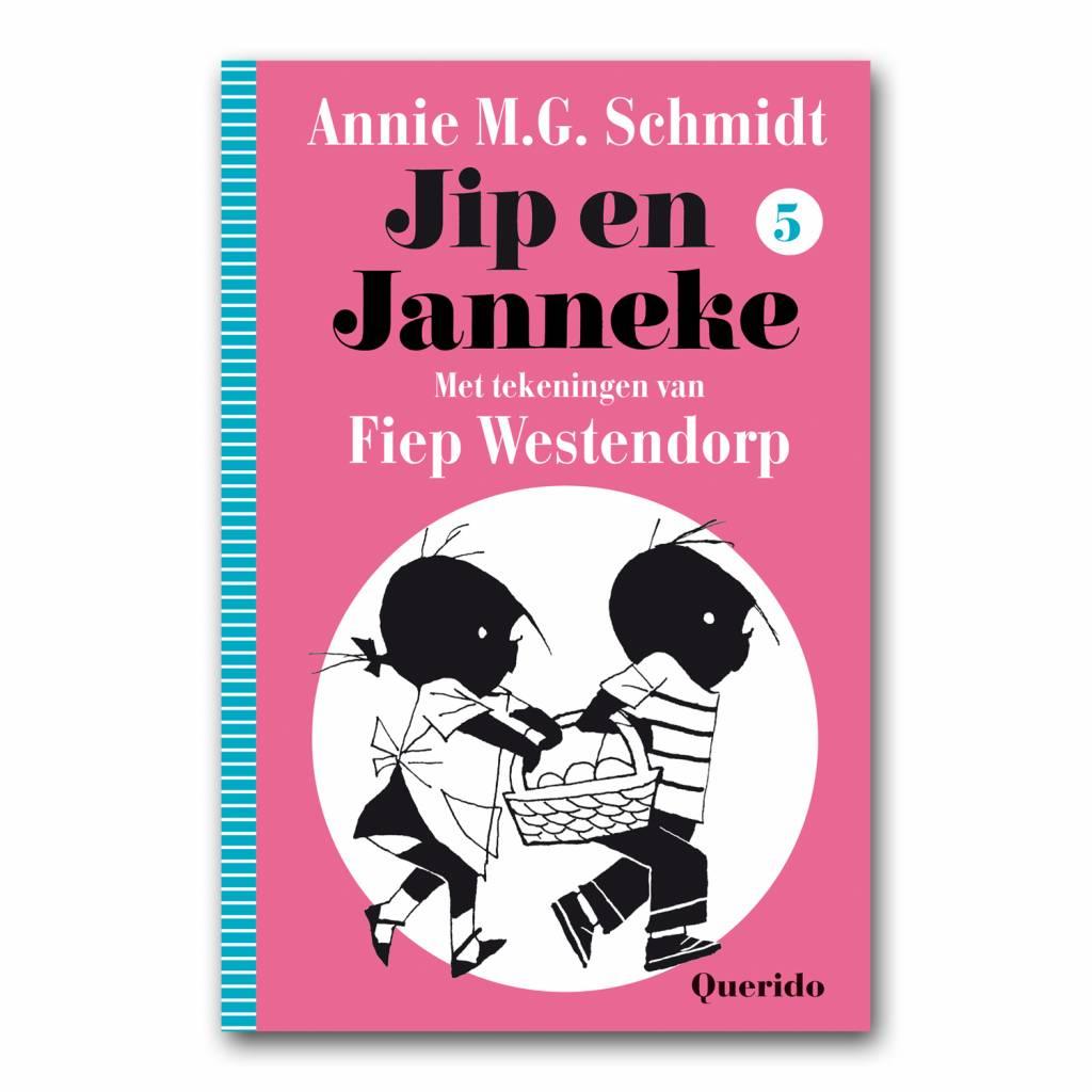 Querido Jip en Janneke Boek 5 - Annie M.G. Schmidt