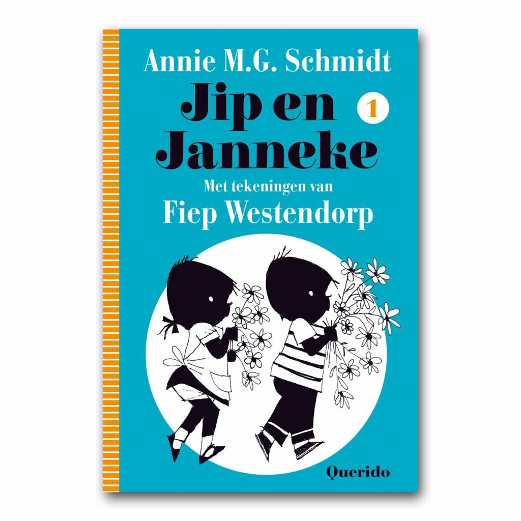 Querido Jip and Janneke Book 1 (in Dutch) - Annie M.G. Schmidt