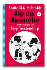 Querido Jip en Janneke Boek 4 - Annie M.G. Schmidt