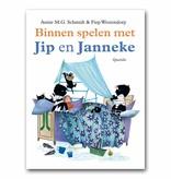 Querido Jip & Janneke spelen binnen, speel je ook mee?