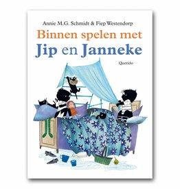 Querido Binnen spelen met Jip en Janneke (book in Dutch) - Annie M.G. Schmidt