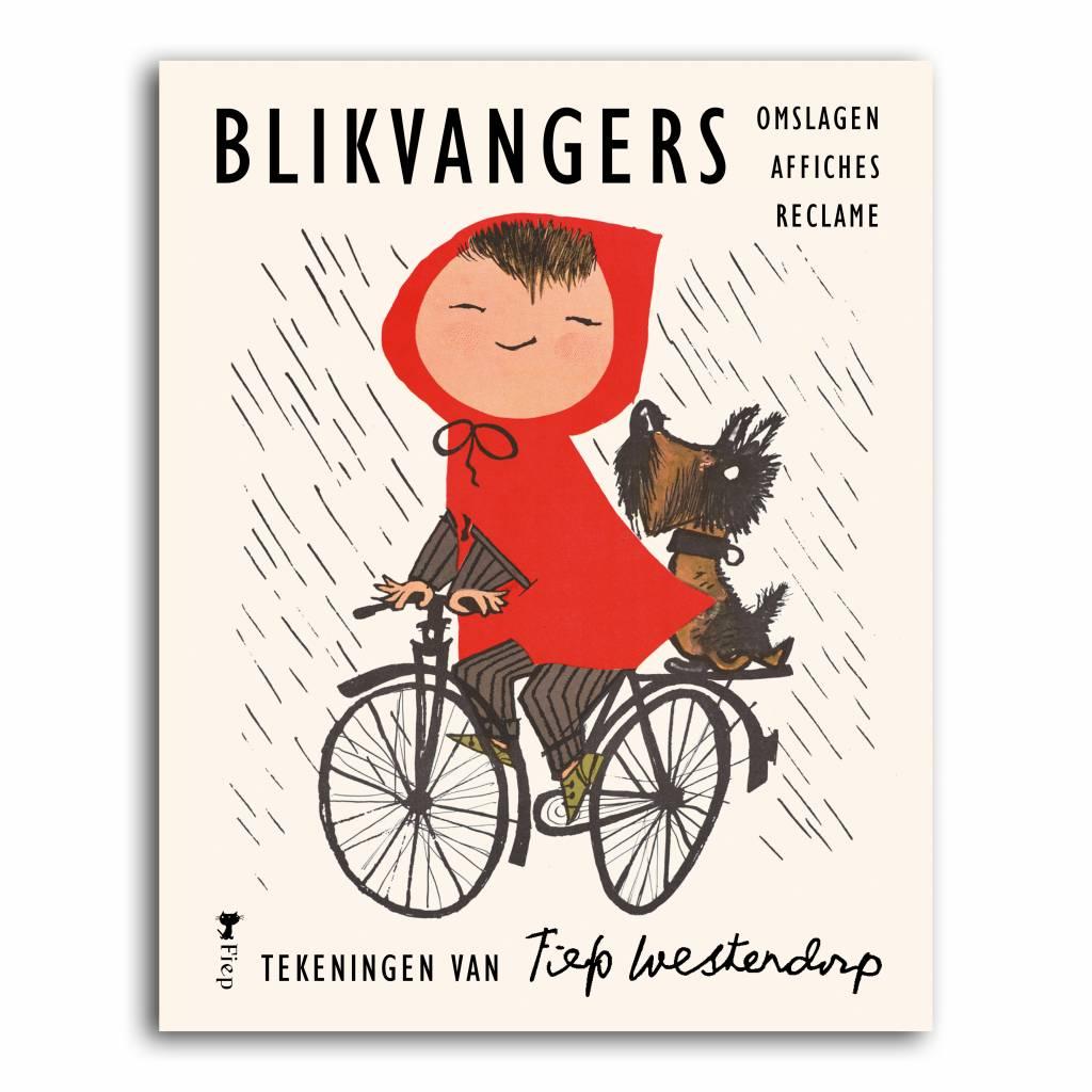 Querido Blikvangers - omslagen, affiches, reclame door Fiep Westendorp - Goia Smid
