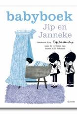 Querido Jip en Janneke, Babyboek Jongen,  blauw
