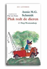 Querido Pluk redt de dieren (2CD-audiobook in Dutch) - Annie M.G. Schmidt