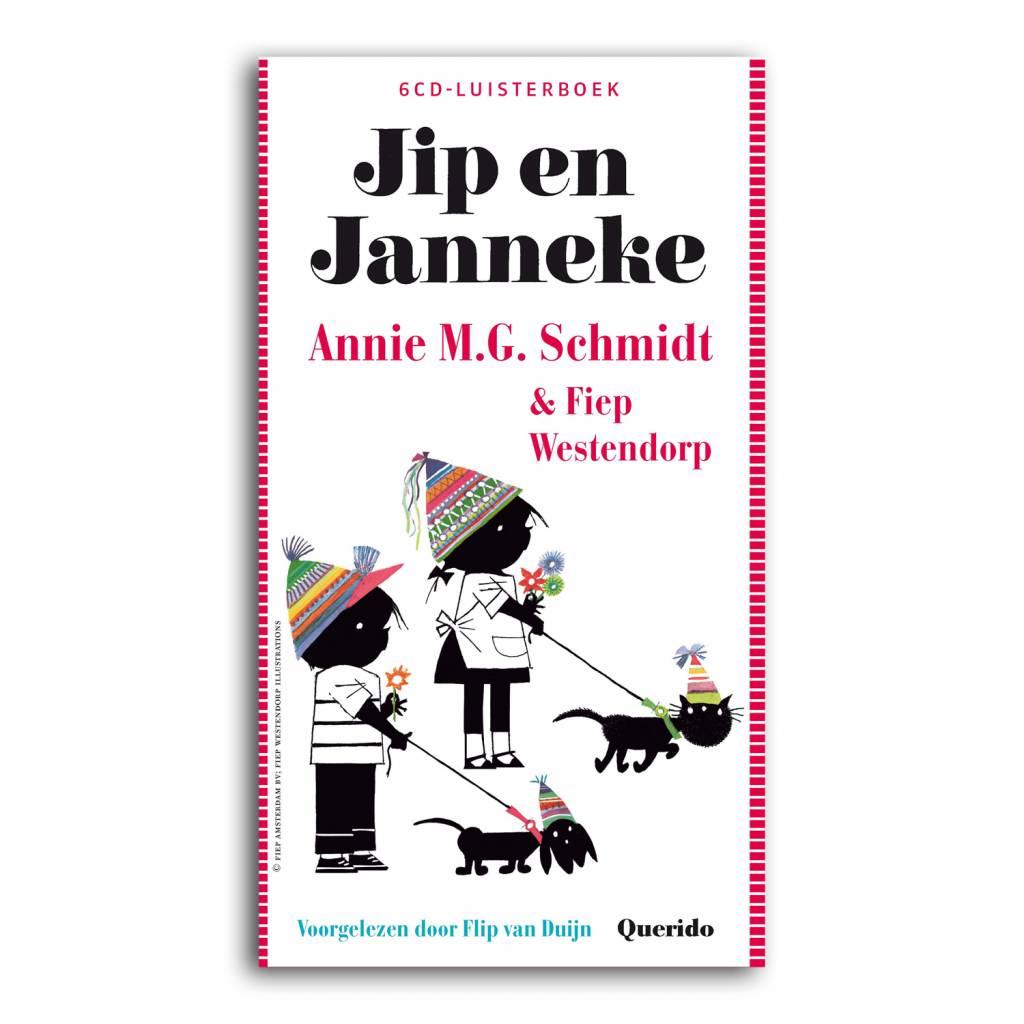 Querido Jip en Janneke (6CD-luisterboek)