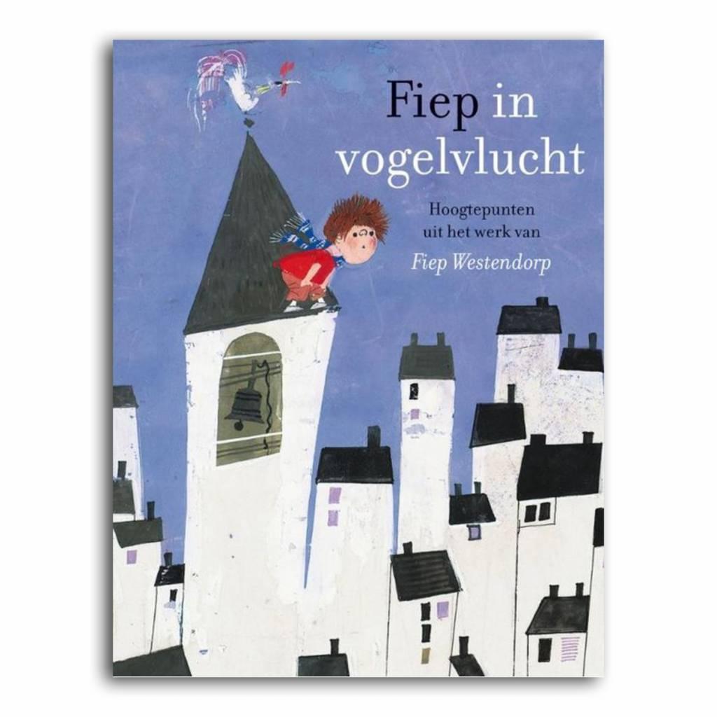 Fiep Amsterdam BV Fiep in Vogelvlucht - by Gioia Smid