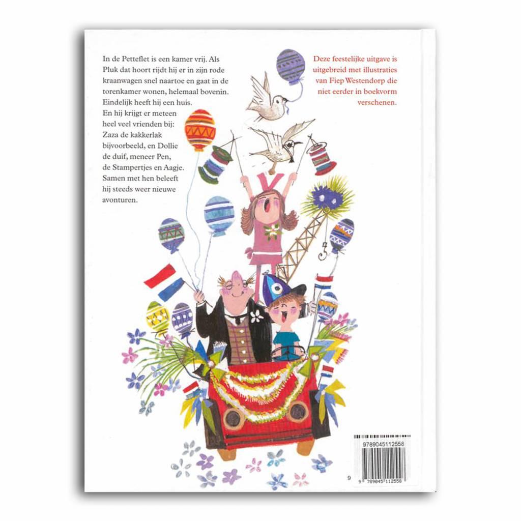 Querido Pluk van de Petteflet Book - Annie M.G. Schmidt
