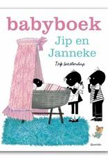 Querido Jip and Janneke, babybook girl, pink - Fiep Westendorp