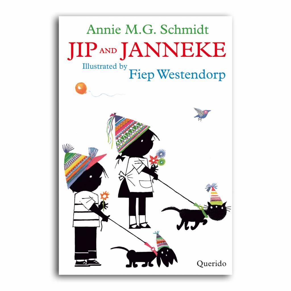 Querido Jip and Janneke (ENG) - Annie M.G. Schmidt, hardcover