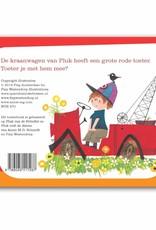 Querido Toeter mee met Pluk - Annie M.G. Schmidt, toeterboekje
