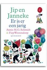 Querido Jip en Janneke - Er is er een jarig  - Annie M.G. Schmidt
