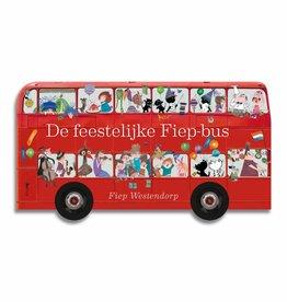 Querido De feestelijke Fiep-bus - Fiep Westendorp