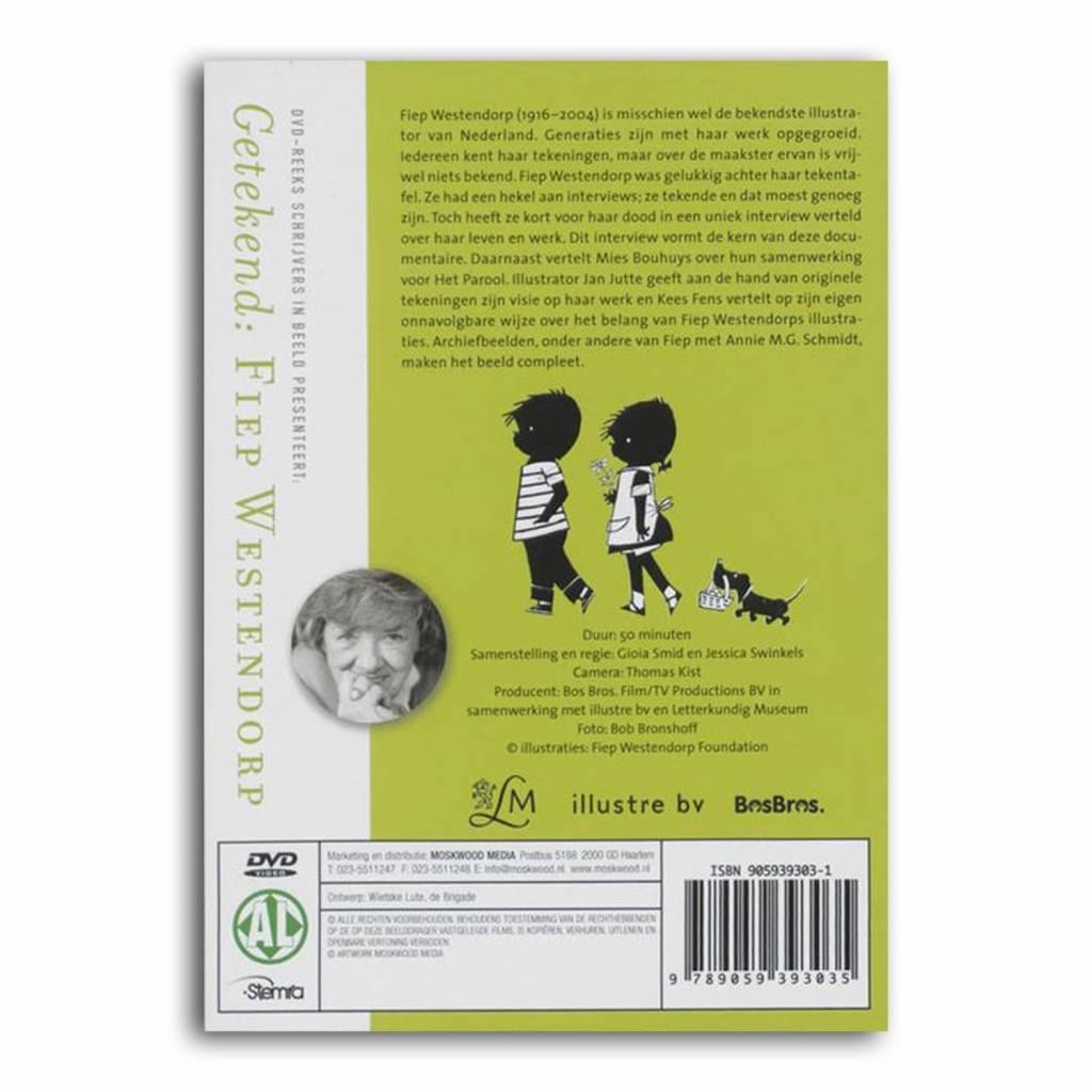 Fiep Amsterdam BV DVD 'Getekend: Fiep Westendorp'