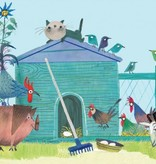 Studio Roof Tiny Story Pop Out Cards, Little Farm