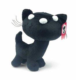 Pim en Pom knuffel - Pom (zwart)
