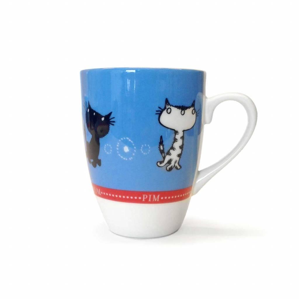 Fiep Amsterdam BV Pim and Pom dishware - Mug