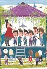 Puzzelman Fiep Westendorp Mini Puzzle 'Choir' (210 pieces)