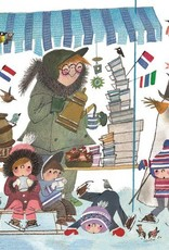 Puzzelman Fiep Westendorp Puzzel 'Winter met Koek & Sopie' (210 stukjes)