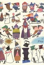 Puzzelman Fiep Westendorp Puzzel 'Winter met Fiep Westendorp' (1000 stukjes)