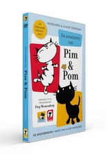 In The Air DVD - Pim and Pom The Complete Series (NL)