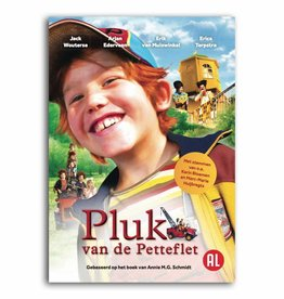 In The Air DVD - Pluk van de Petteflet