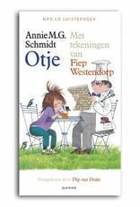 Querido Otje (MP3 - 4CD-audiobook in Dutch) - Annie M.G. Schmidt and Fiep Westendorp