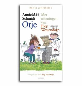 Querido Otje (4CD-audiobook in Dutch) - Annie M.G. Schmidt