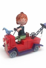 Parastone Figurine The Red Tow Truck