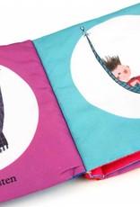 Querido Welterusten Pluk! fabric book - Fiep Westendorp