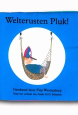 Querido Welterusten Pluk! stofboekje - Fiep Westendorp