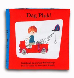 Dag Pluk! stofboekje - Fiep Westendorp