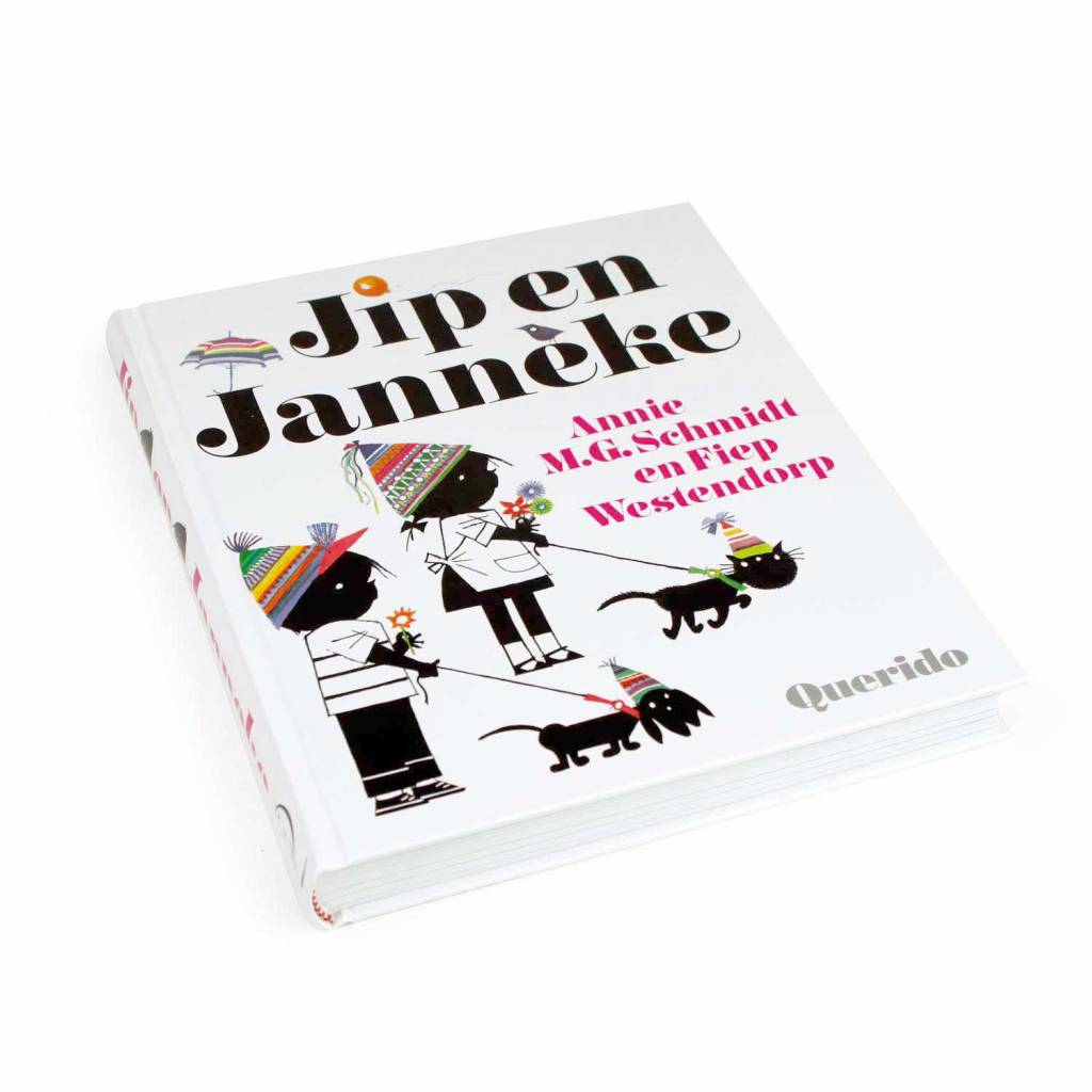 Querido Jip en Janneke - Annie M.G. Schmidt, hardcover