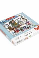 Puzzelman Fiep Westendorp Mini Puzzle 'Winter' (210 pcs)